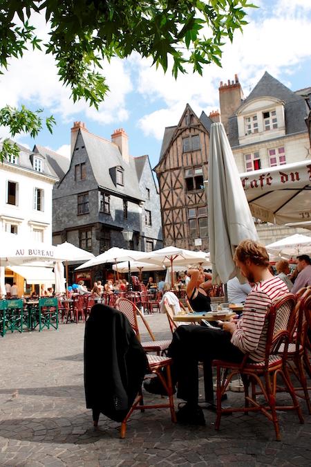 Place Plumereau S.Frémont/ADT